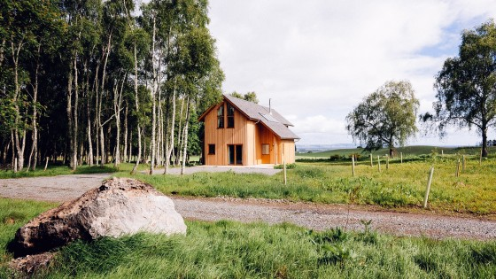 5 star honeymoon lodge near Inverness