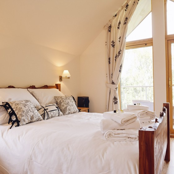 Romantic Self Catering Lodge for 2 Scottish Highlands