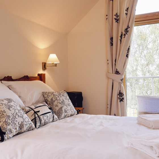 Honeymoon lodge Scottish Highlands