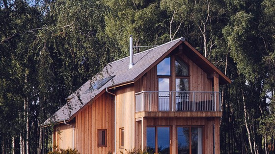 The Lodges at the Mains, 5 Star Luxury Eco Lodges near Inverness