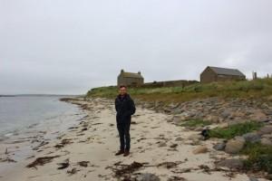 Copinsay Beach, Orkney